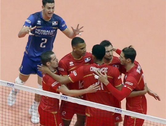 Франция записа втора победа в група В в Русе