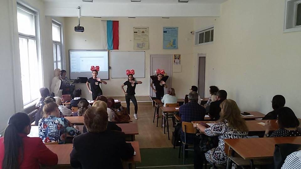 """Русенските учители по музика се събраха на съвещание в СУ """"Йордан Йовков"""""""