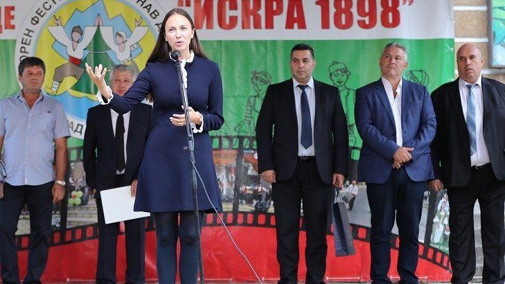 Евродепутатът Ева Майдел и народнитe представители от ГЕРБ
