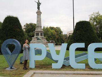 Евродепутатът Ева Майдел посети Русе днес