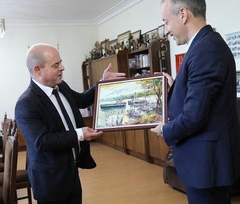 Министърът на образованието Кр. Вълчев в Русе: Навсякъде децата ще започнат учебната година