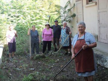 В Тръстеник почистиха още на 14 септември