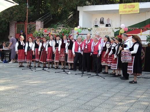 Фолклорна група от Тръстеник се представи на фолклорния празник на царевицата ' 2018