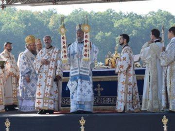 Русенският митрополит Наум участва в съслужение по повод Малка Богородица в Сибиу
