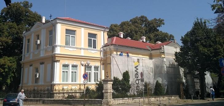 Завършва ремонтът на Русенската митрополия