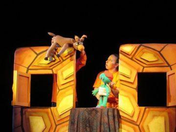 """Кукленият театър представя премиерата на """"Браво, Франклин !"""" в петък"""