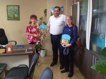Историци от България и САЩ посетиха Районно мюфтийство - Русе