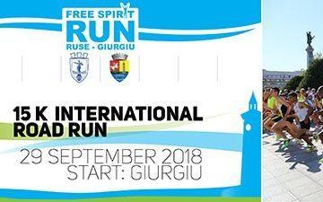 free spirit run ruse giurgiu