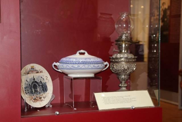 """Днес в Историческия музей бе открита изложбата """"От Виена и Константинопол. Етнография на града"""""""