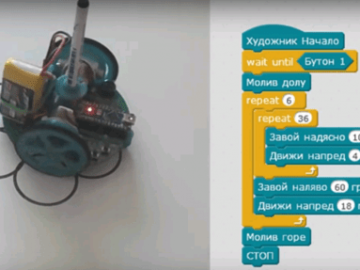 Подкрепете проекта на СУ Христо Ботев Русе в Meet and Code