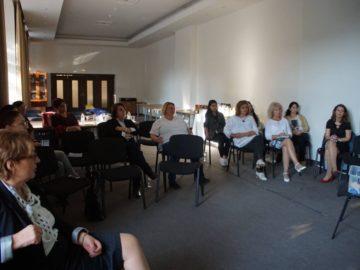 Проведе се първата среща на специалистите ЧР от големите