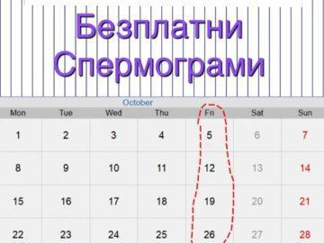 безплатни спермограми доктор кунев