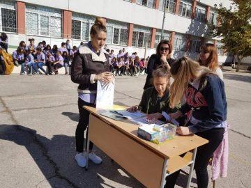 """Викторина """"Драмите на Фридрих Шилер"""" се проведе в СУПНЕ - Русе"""