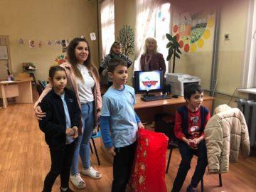 """Добрите дела са част от училищното всекидневие в СУ """"Йордан Йовков"""" - Русе"""