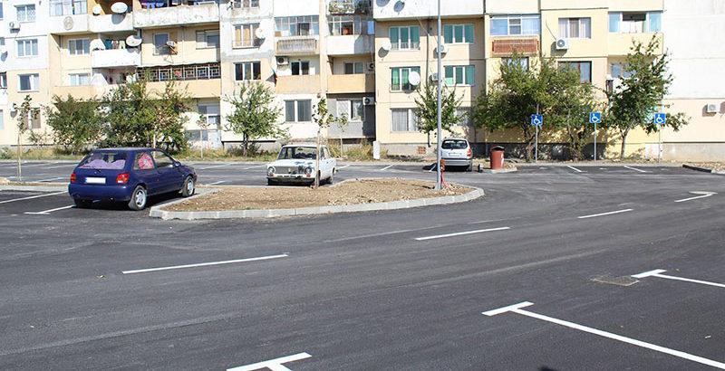 нов паркинг в чародейка блок 304