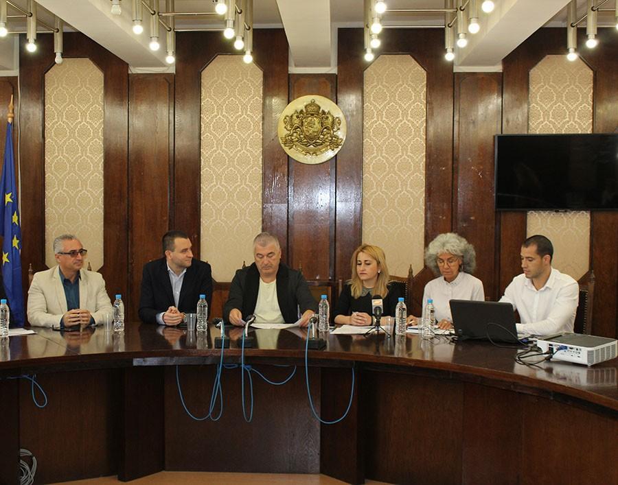 пресконференция проект сарайски мост
