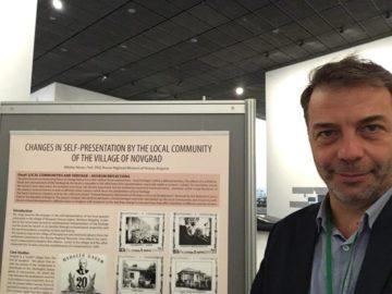 Директорът на Регионален исторически музей – Русе в Естония на конференция