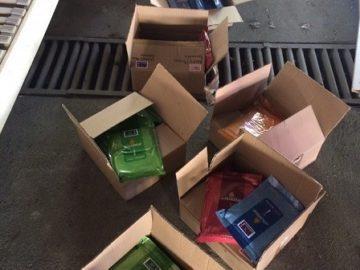 Мобилна група на Митница - Русе откри 97.5 кг. тютюн за наргиле в склад за авточасти