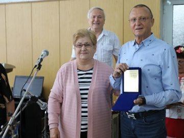 Народният представител Пламен Нунев поздрави пенсионерите в Мартен по повод Деня на възрастните хора
