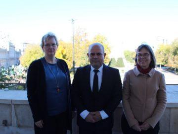 Посланиците на Швеция и Финландия у нас се срещнаха с кмета на Община Русе