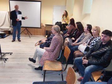 """Модерен Център за иновационни технологии отвори врати днес в МГ """"Баба Тонка"""" – Русе"""