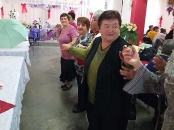 Общинският съвет на Съюз на пенсионерите 2004 във Ветово празнува днес Деня на възрастните хора, поетите и музикантите