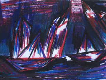 135 години Дойче шуле – впечатляваща изложба на Джем Мустафа