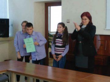 """Учениците от СУПНЕ - Русе проведоха състезание на тема: """"Приказките на Братя Грим"""""""