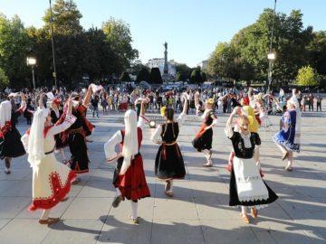 """Поредно издание на фолклорен танцов фестивал """"Северина"""" се проведе на 5, 6 и 7 октомври"""