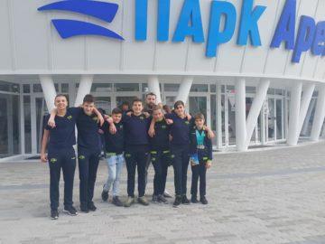 """Състезателите на КПС Ирис-Русе спечелиха 1 златен, 2 сребърни и 1 бронзов медали от турнира """"Бриз"""""""