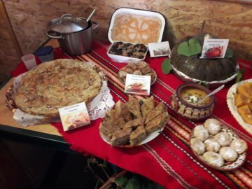 Пълнена тиква и други вкуснотии представиха по време на първия празник на тиквата в Бъзън