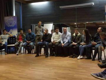 Личностното си развитие обсъждаха младите членове на ДПС в Русе