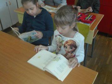 """ОУ """"Тома Кърджиев"""" - Русе се включи в националната седмица на четенето"""