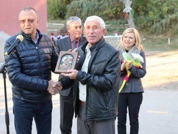 Народните представители Пламен Нунев и Светлана Ангелова поздравиха жителите на Могилино по повод празника на населеното място