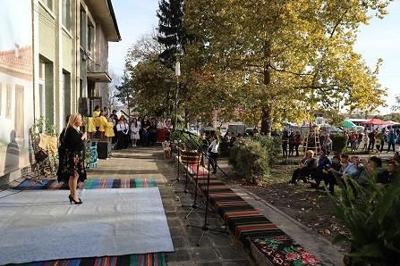 Народният представител Светлана Ангелова поздрави жителите на Баниска по повод празника на населеното място