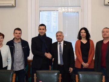 Предстои създаването на Френски център в Русенския университет