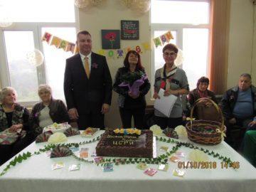 ЦСРИ - Щръклево чества своята пета година на 1 октомври