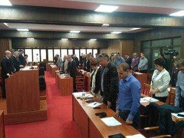 Общинските съветници в Русе почетоха с минута мълчание паметта на убитата Виктория Маринова