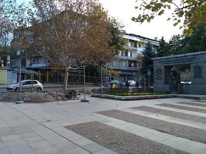 Започна ремонт на Братската могила в Русе