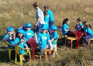 Зелени дни в русенските детски градини