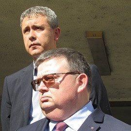 Главният прокурор Сотир Цацаров в Русе: Извършените действия са изключително брутални и жестоки