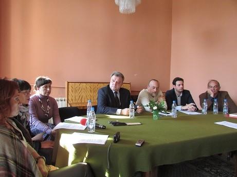Народният представител Пламен Нунев се ангажира с решаване проблемите на Държавна опера - Русе