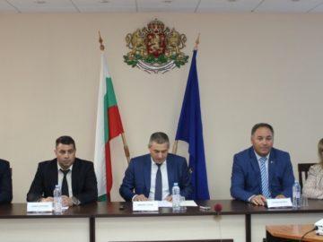 Галин Григоров участва в редовното заседание на Регионалния съвет за развитие на Северен централен район