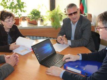 """Главният секретар на Асоциацията по ВиК Пламен Спасов се срещна с представител на ДЗЗД """"Дружество за оценка на ВиК активи"""""""