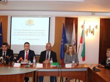 От Русе: Съкращаване времето за подбор на проектите ще предложи Комисията по европейски въпроси в НС