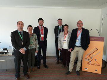 Проект BG-RO E-GoverNet бе представен в Брюксел