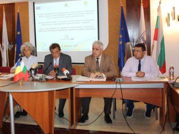 """Кръгла маса за """"зелената"""" икономика се проведе в Русе днес"""
