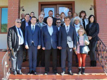 """Разпространението на болестта """"Африканска чума"""" по свинете бе основен акцент в работата на българо - румънската земеделска група в Щръклево"""