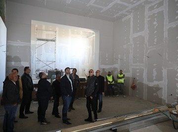 """Обновена е детска градина """"Пролет"""" в Малко Враново, обновяват бившия киносалон в училището на Голямо Враново"""