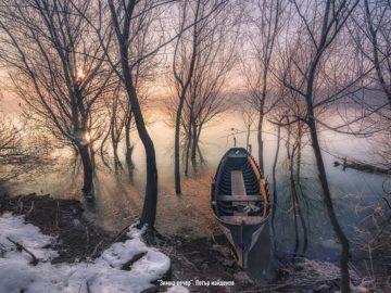 Зимна-вечер-Петър-найденов